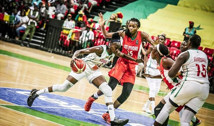 """Afrobasket Féminin """"Dakar 2019"""": Les affiches des demi-finales"""