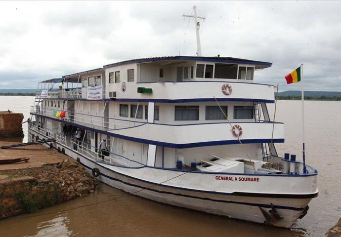 Campagne de Navigation 2019-2020: La COMANAV lance le premier départ à Mopti
