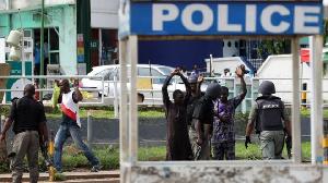 Des militaires tuent 3 policiers au Nigeria