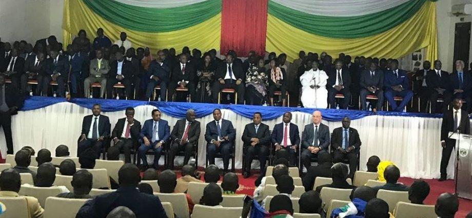 RCA : Accord politique pour la paix et la réconciliation, l'heure de l'évaluation a sonné