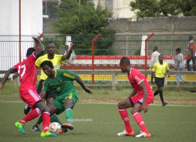 Afrique Togo: Les clubs se préparent pour la reprise du championnat de football