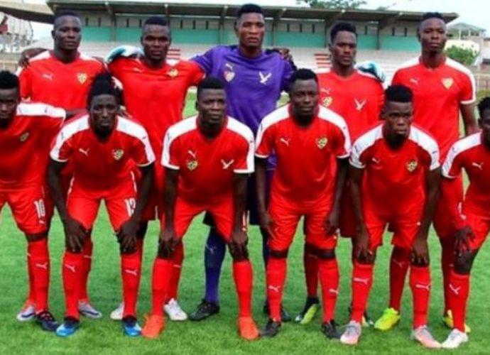 CHAN 2020/Togo-Nigeria : voici les joueurs qui ont débuté les préparatifs