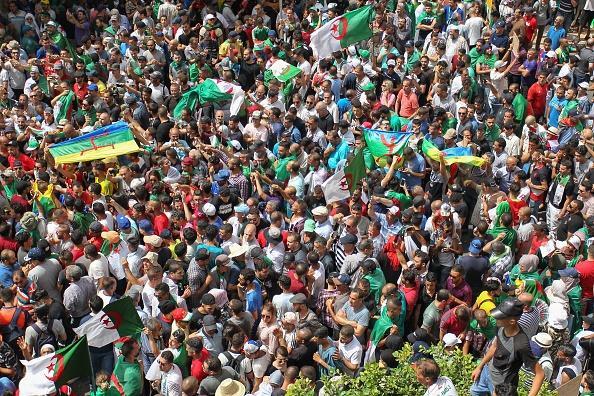 Algérie : Durcissement de la répression contre les manifestants
