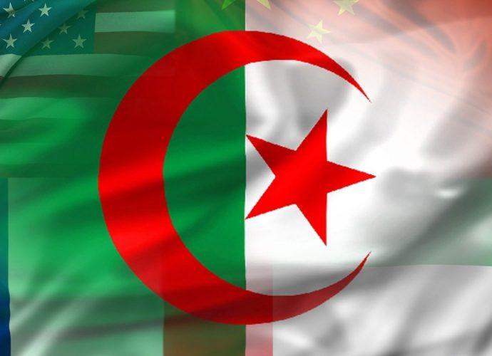 Ces puissances étrangères qui se disputent l'Algérie