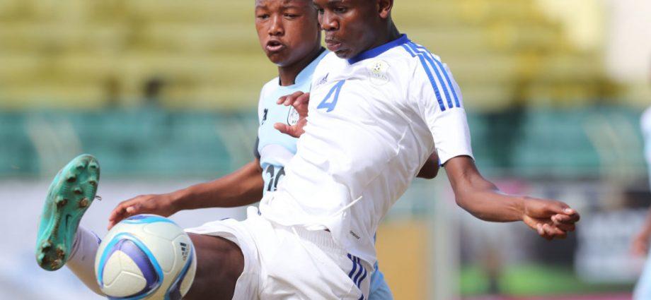 Afrique Les U17 à la fête dans le COSAFA