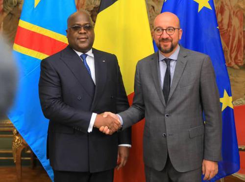 Belgique : Félix Tshisekedi invite les entrepreneurs belges à investir en RDC pour diversifier l'économie nationale