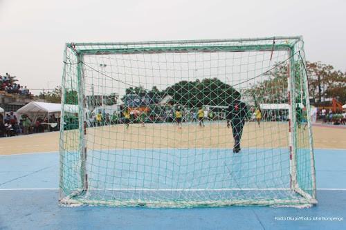 Can-Handball (F) : la RDC perd deux rencontres
