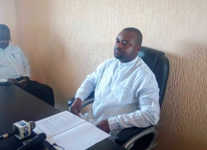 Politique/ FPG : Gérard Ella Nguéma promet de s'opposer farouchement à la privatisation de Gabon télécom.
