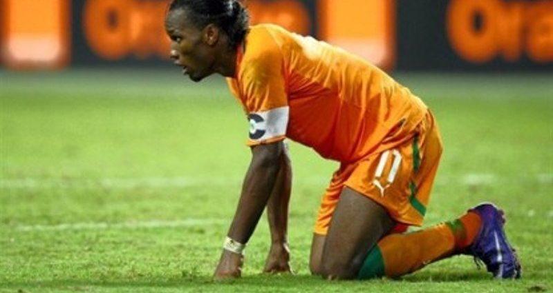 CAN 2012 : le coach Zahoui se prononce (enfin) sur le penalty raté de Drogba