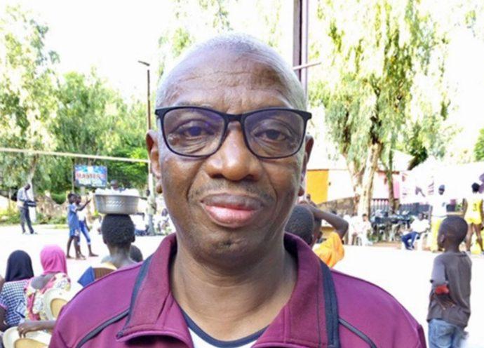 Amadou Bengaly, président de la Fédération malienne de Volley-ball