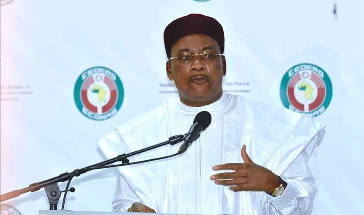 Coup de gueule de Mahamadou Issoufou à propos du statut de Kidal Un acte de bravoure