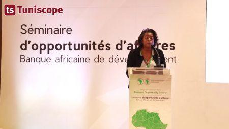 Tunis : la BAD présente au secteur privé des opportunités d'affaires pour l'Afrique du Nord