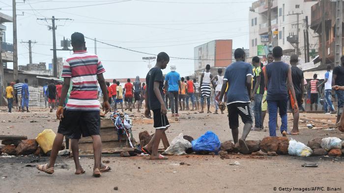 Guinée: vers un jeudi 24 octobre de tous les risques