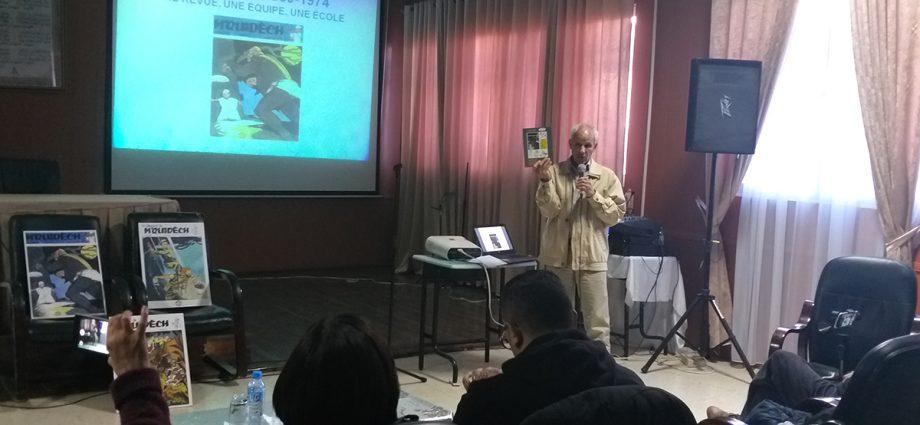 Salon national de la bande dessinée à Bouira : La BD moyen de sensibilisation