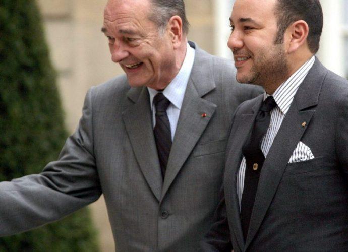 Ce qu'a envoyé Mohammed VI aux obsèques de Jacques Chirac