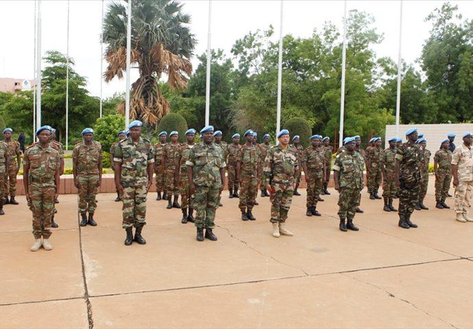 Guerre au Mali: Le Bataillon Gangan 5 en route pour Kidal...