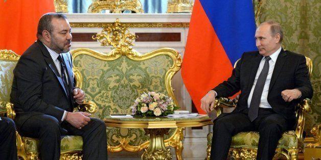 LE ROI POURRAIT SE RENDRE PROCHAINEMENT EN RUSSIE