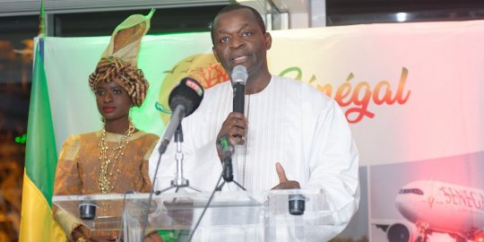 Alioune SARR, ministre sénégalais du Tourisme, relance à Paris la « Destination Sénégal », pays de la légendaire Téranga