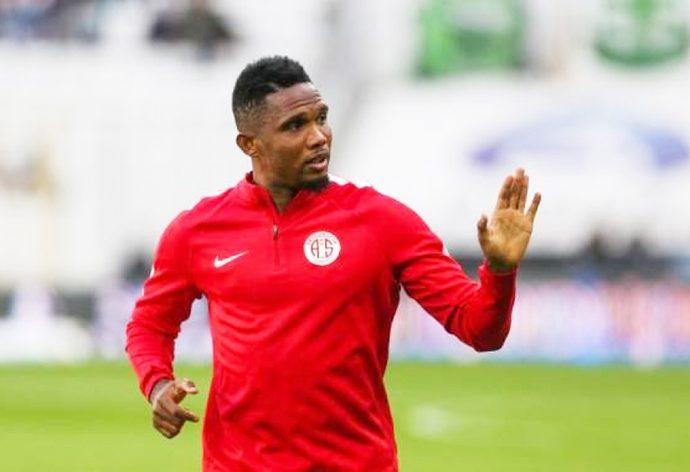 Coupe du monde U17: le Cameroun recale Etienne Eto'o