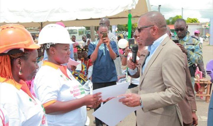 Coopération: Côte d'Ivoire- Mali- Burkina Faso- Ghana, le ministre ivoirien des mines et de la géologie Jean Claude Kouassi pour la mutualisation des moyens et expériences en vue de venir à bout de l'orpaillage clandestin