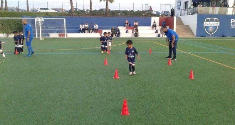 Fermeture de la PSG ACADEMY de football. La direction disparaît sans rembourser les parents
