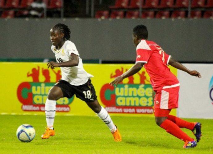 Afrique Elim Jeux Olympiques (F): Avance Cameroun et Zambie avant le retour