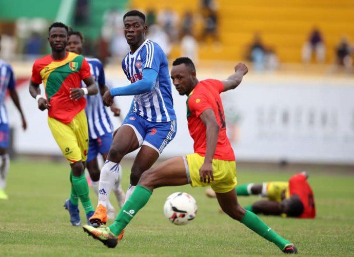 Afrique UFOA 2019: Cap Vert – Guinée, à qui le trophée de la Consolation ?