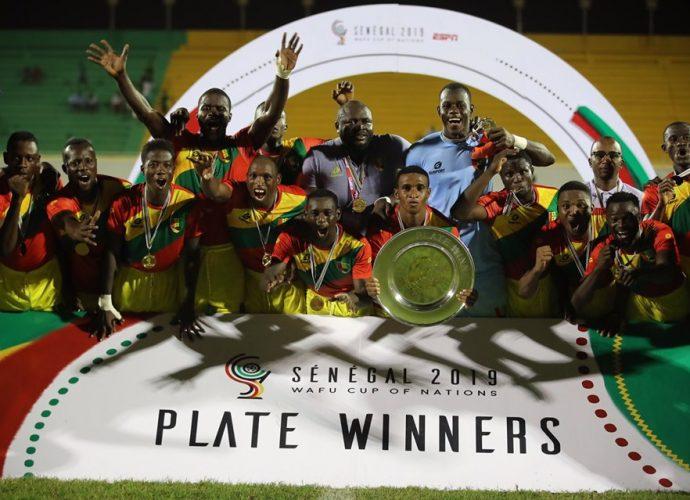 Afrique UFOA 2019: La Guinée termine sur un trophée