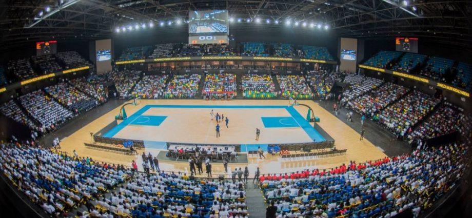 Basket-Ball Kigali: ville hôte de la FIBA Basketball Africa League 2020