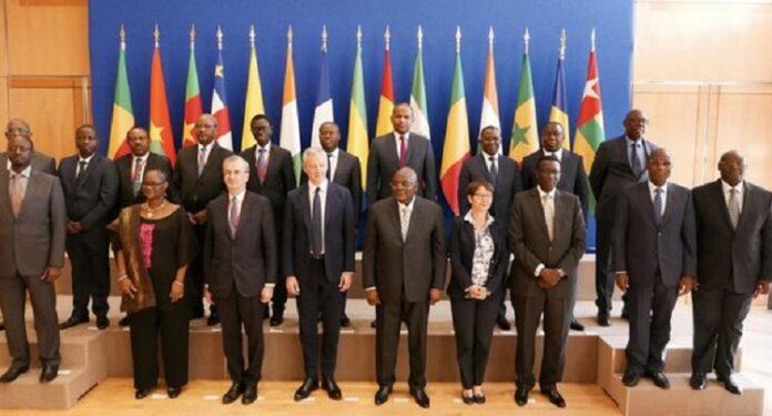 Franc CFA : Les ministres africains des Finances convoqués à Paris