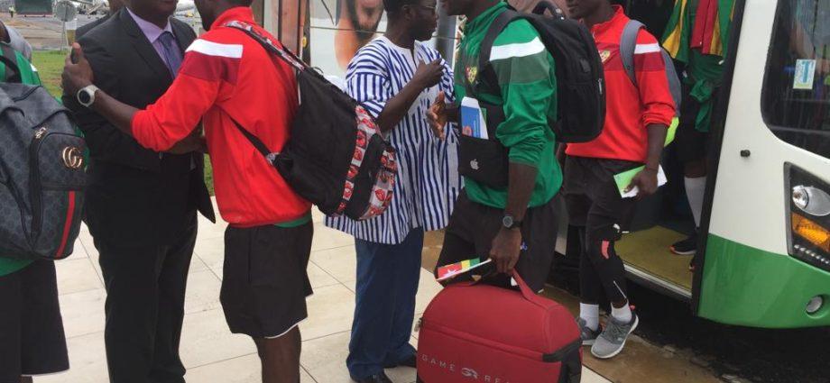 Afrique CHAN 2020 : Après la qualification, les joueurs togolais sont accueillis comme des « ROIS »