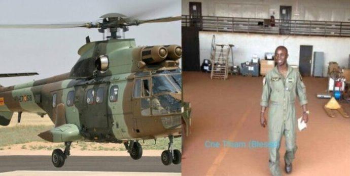 Crash de l'hélico : Le colonel Moussa Thiam est finalement décédé
