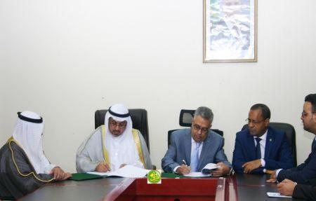 Le fonds koweïtien KF octroie 32,9 millions USD pour le financement d'un projet routier dans l'est de la Mauritanie