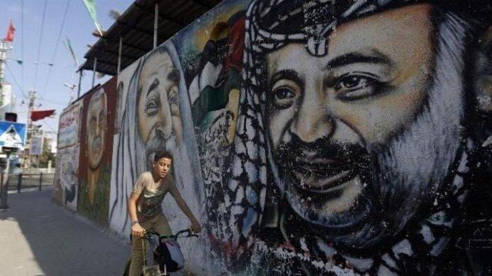 15 ans aprés sa mort, le souvenir de Yasser Arafat reste constant à Gaza
