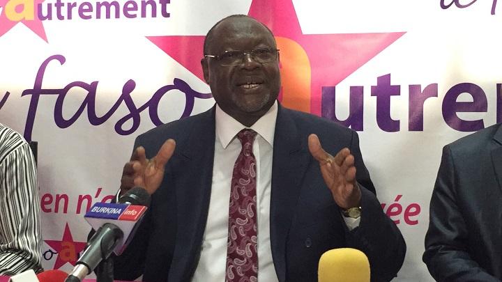Burkina : Ablassé Ouédraogo réagit à la suspension du FPR