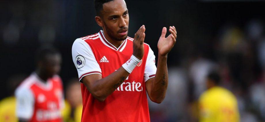 Angleterre Arsenal: Aubameyang, futur capitaine des Gunners ?