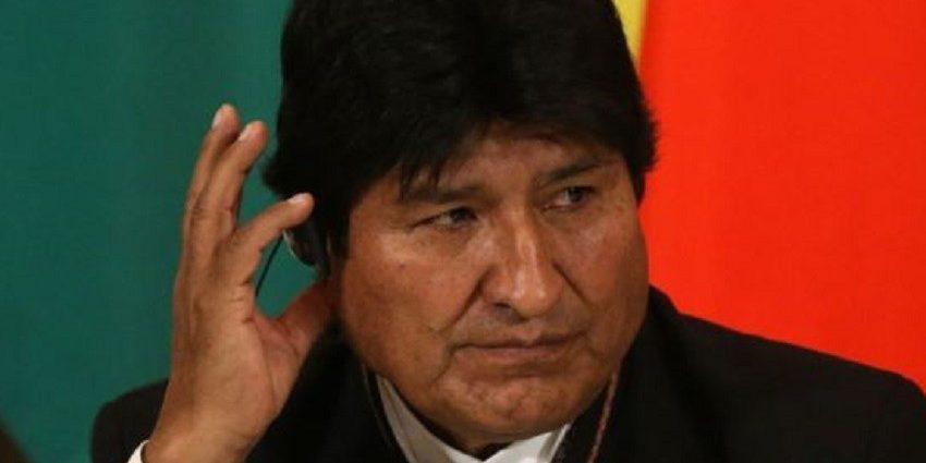 Bolivie : Evo Morales démissionne