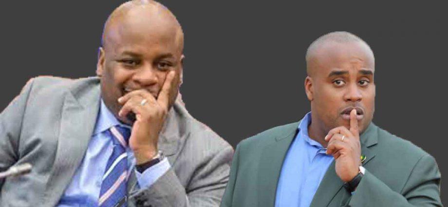 Boubacar Et Karim Keita, les deux Turbulents de la République ! Sont-ils conscients de leur responsabilité dans l'affaiblissement du régime de leur Papa ?