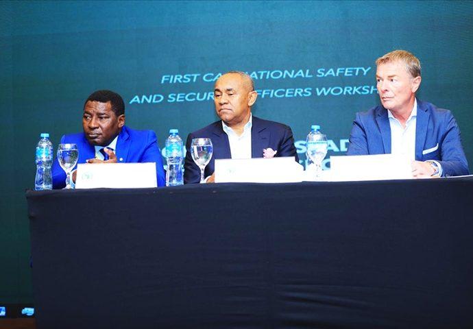 Le tirage au sort de la Coupe de la Confédération Total de la CAF fixé au 12 novembre