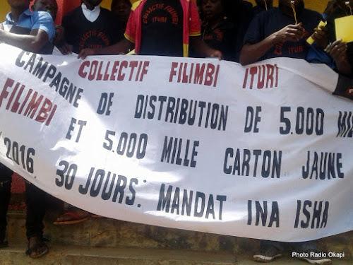 RDC : Floribert Anzuluni, co-fondateur de Filimbi appelle la jeunesse congolaise à l'unité afin de combattre les antivaleurs