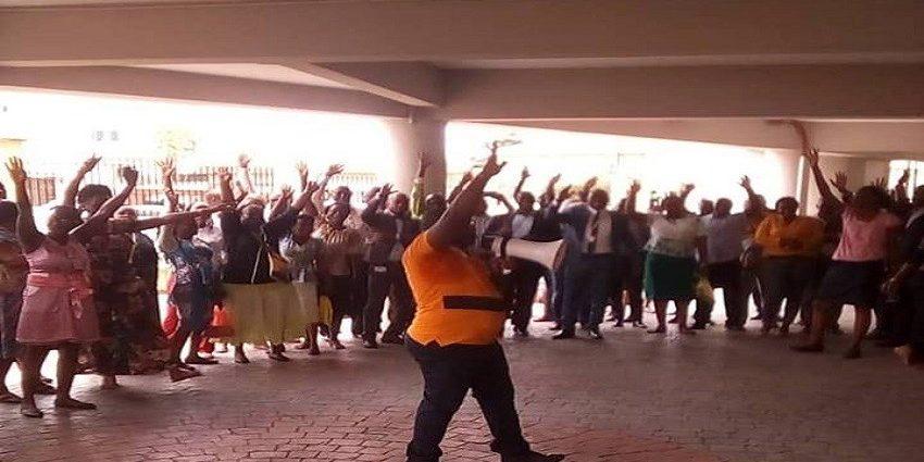 Gabon / Mouvement de la COSYREF : Les précisions du ministère des finances