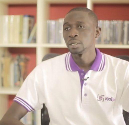 Ibrahima Kane, la technologie pour garantir l'inclusion financière au Sénégal