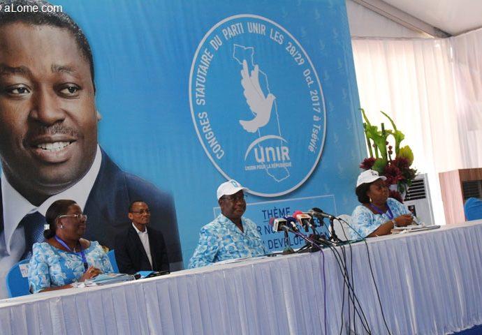 Présidentielle 2020 : UNIR dans la dernière ligne droite «pour investir Faure Gnassingbé»