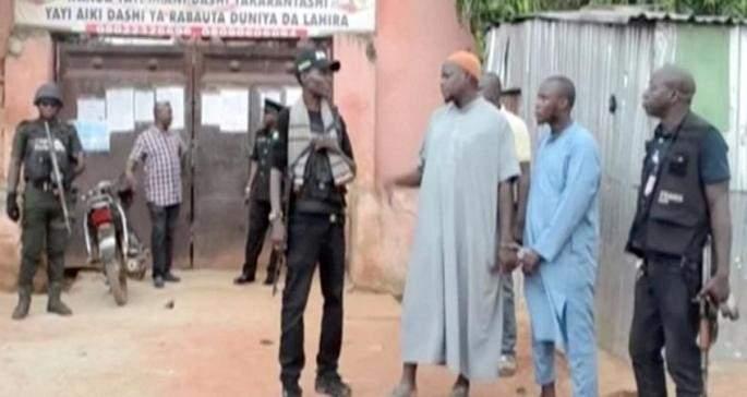 Nigeria : 259 personnes libérées d'une maison de correction islamique