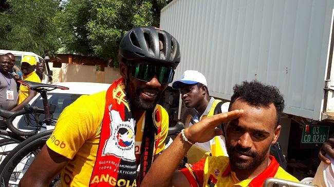 Tour du Faso 2019 : Dernière étape pour Bachirou Nikièma, retour gagnant de l'Angola