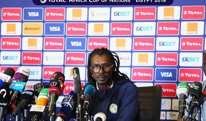 Afrique Elim CAN 2021 : Aliou Cissé pas satisfait sur la programmation de la CAF