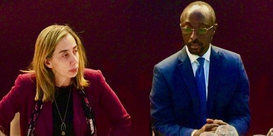 Papa N'DIAYE (FMI) : « Bon nombre de pays africains doivent opérer l'ajustement budgétaire nécessaire pour réduire leur vulnérabilité liée à la dette publique »
