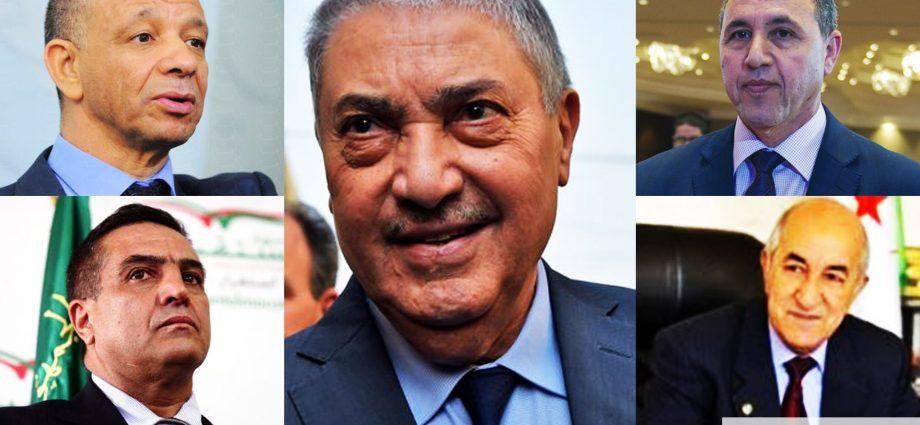 Algérie : La liste des candidats retenus à présidentielle annoncée (officiel)