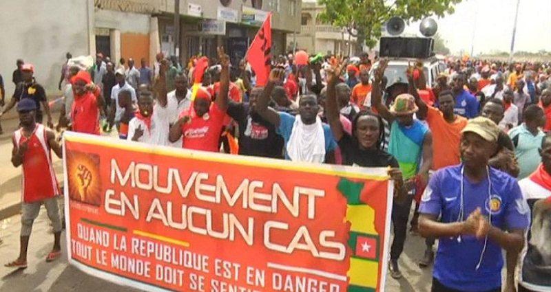 Togo: Le mouvement 'en aucun cas' repart sur de nouvelles bases