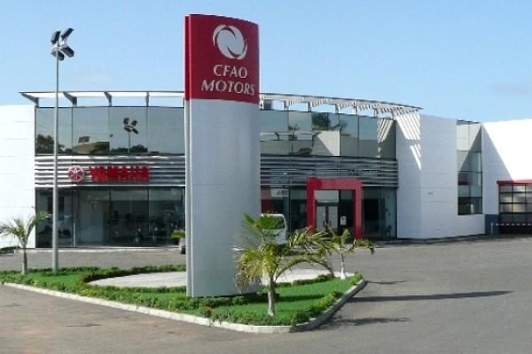 Automobile : Baisse de 297,380 millions de FCFA du bénéfice de CFAO Côte d'Ivoire au premier semestre 2019